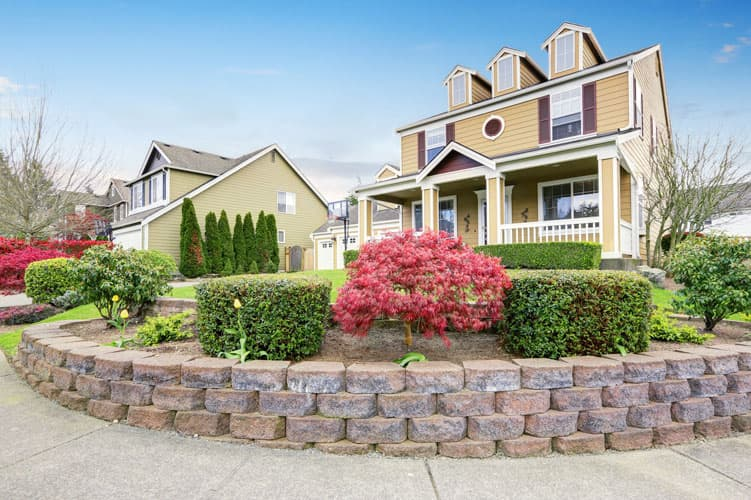 Curb Appeal Home Page Images