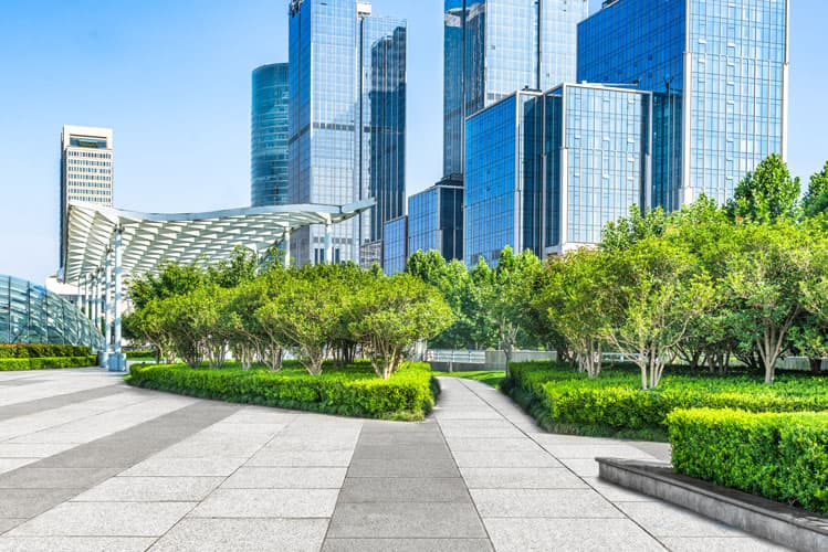 Commercial Landscaping Services in Calgary Mobile