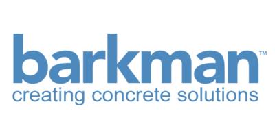 Barkman concrete logo