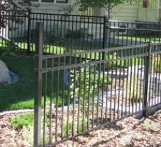 Ornamnetal fencing, residential services