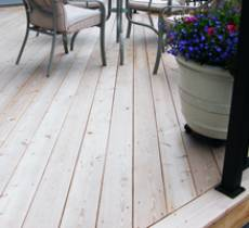 Decks, residential services