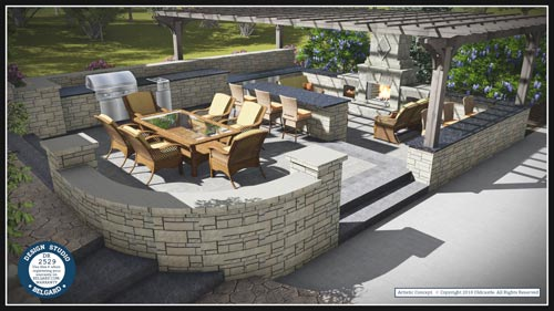 Hills Project, Residential Landscaping
